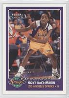 Nicky McCrimmon