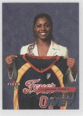 2001 Fleer Ultra WNBA #138 - Niele Ivey