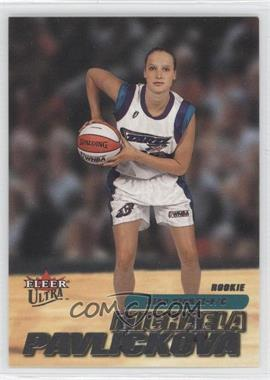 2001 Fleer Ultra WNBA #150 - Michaela Pavlickova
