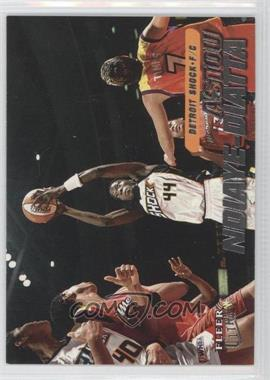 2001 Fleer Ultra WNBA #43 - Astou Ndiaye-Diatta