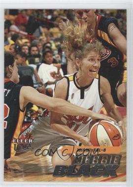 2001 Fleer Ultra WNBA #46 - Debbie Black