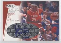 Damone Brown /159