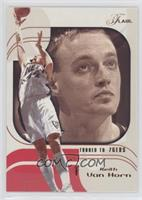 Keith Van Horn (Michael Jordan back)