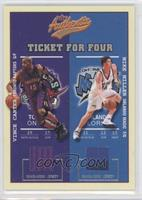 Vince Carter, Mike Miller, Quentin Richardson, Stromile Swift /200