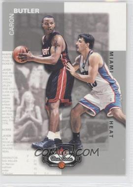2002-03 Fleer Box Score #138 - Caron Butler /1999