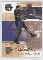 Vince Carter, Alvin Williams /199