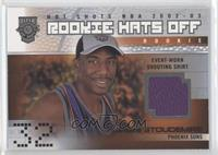 Rookie Hats Off Shooting Shirt - Amare Stoudemire /350