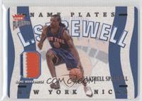 Latrell Sprewell /190