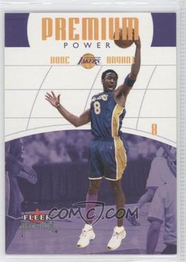 2002-03 Fleer Premium Premium Power #2 PP - Kobe Bryant /1000