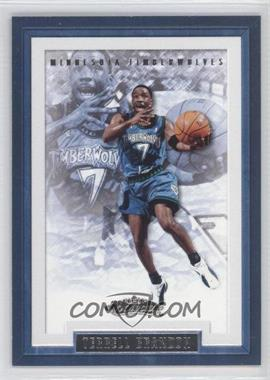 2002-03 Fleer Showcase - [Base] #72 - Terrell Brandon