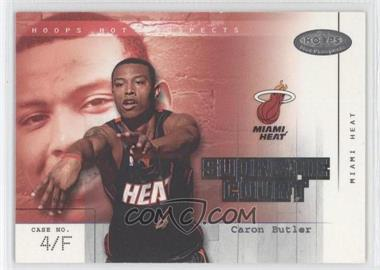 2002-03 Hoops Hot Prospects - Supreme Court #6 SC - Caron Butler