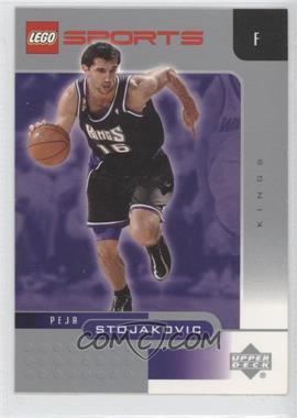 2002-03 Lego Sports - [Base] #20 - Peja Stojakovic