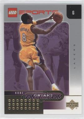 2002-03 Lego Sports Gold Foil #10 - Kobe Bryant