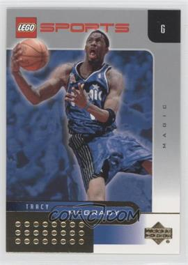 2002-03 Lego Sports Gold Foil #14 - Tracy McGrady