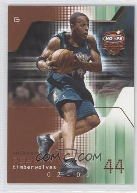 2002-03 NBA Hoops Stars - [Base] - Five Star #65 - Anthony Peeler /299