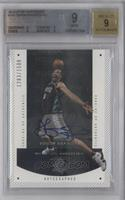 Autographed Rookie F/X - Drew Gooden /1500 [BGS9]