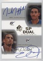 Jared Jeffries, Juan Dixon
