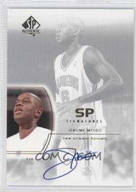 2002-03 SP Authentic SP Signatures [Autographed] #MO - Jerome Moiso