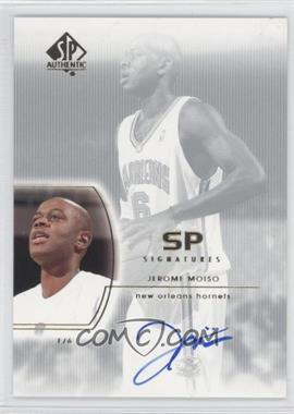 2002-03 SP Authentic SP Signatures [Autographed] #MO - Jerome Moiso