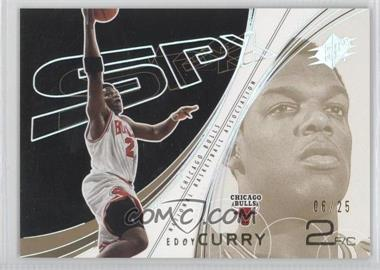 2002-03 SPx Spectrum #10 - Eddy Curry /25
