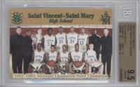 St. Vincent-Saint Mary High School Team, Lebron James [BGS9.5]