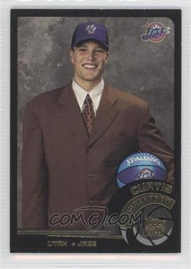 2002-03 Topps Black #202 - Curtis Borchardt /500