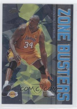 2002-03 Topps Chrome - Zone Busters #ZB1 - Shaquille O'Neal