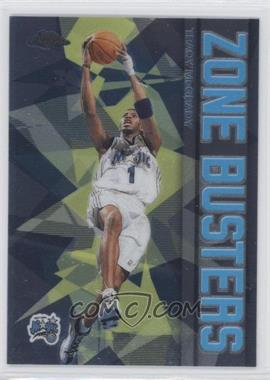 2002-03 Topps Chrome - Zone Busters #ZB10 - Tracy McGrady