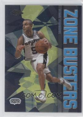 2002-03 Topps Chrome - Zone Busters #ZB11 - Tony Parker