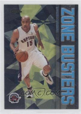 2002-03 Topps Chrome - Zone Busters #ZB12 - Vince Carter