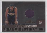Joe Johnson (Uncorrected Error: Marked as Refractor on back)