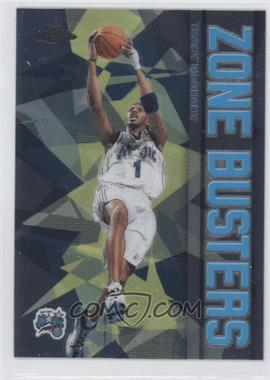 2002-03 Topps Chrome Zone Busters #ZB10 - Tracy McGrady