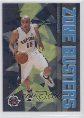 2002-03 Topps Chrome Zone Busters #ZB12 - Vince Carter