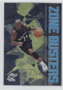 2002-03 Topps Chrome Zone Busters #ZB13 - Michael Jordan