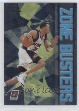 2002-03 Topps Chrome Zone Busters #ZB7 - Shawn Marion