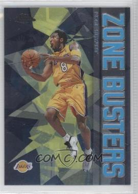 2002-03 Topps Chrome Zone Busters #ZB8 - Kobe Bryant
