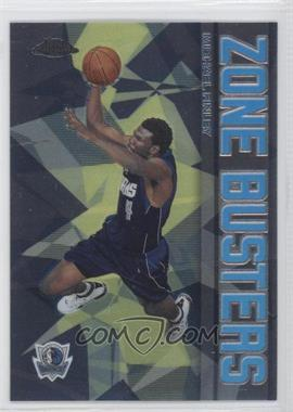 2002-03 Topps Chrome Zone Busters #ZB86 - Michael Finley