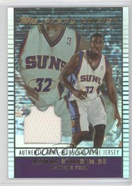 2002-03 Topps Jersey Edition - [Base] #je AST - Amar'e Stoudemire