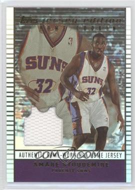 2002-03 Topps Jersey Edition #je AST - Amar'e Stoudemire