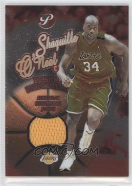 2002-03 Topps Pristine - Pristine Performance #PPE-SO - Shaquille O'Neal