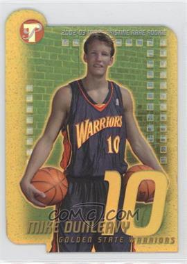 2002-03 Topps Pristine Gold Refractor #59 - Mike Dunleavy /99