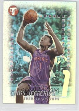 2002-03 Topps Pristine Refractor #104 - Chris Jefferies /99