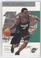 Chris Webber /1500