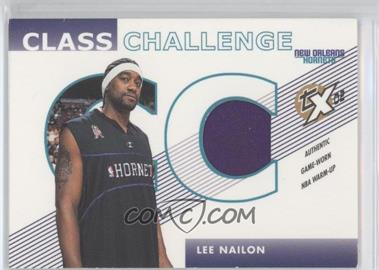 2002-03 Topps Xpectations - Class Challenge #CC-LN - Lee Nailon