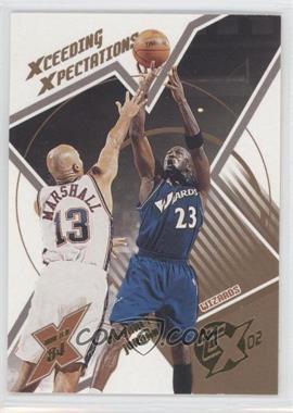 2002-03 Topps Xpectations #154 - Michael Jordan /750