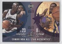 Michael Jordan, Kobe Bryant /300