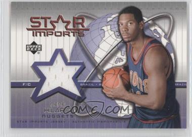 2002-03 Upper Deck - Star Imports - Jerseys #NH-SI - Nene