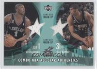 Wesley Person, Shane Battier /300