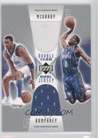 Tracy McGrady, Ryan Humphrey