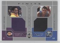 Kobe Bryant, Tracy McGrady
